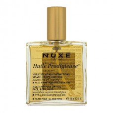 Нюкс Сух масло д/лица/тела/волос Huile Prodigieuse or 100мл (желтый)
