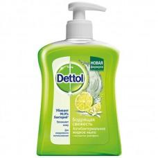 Деттол мыло жидкое антибактериальное для рук с экстрактом грейпфрута фл. 250мл