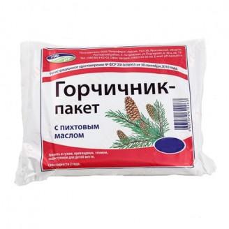 Горчичник-пакет №20 с пихтой