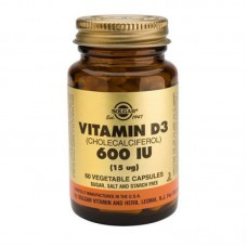 Витамин Д3 600МЕ №60 капсулы по 240мг
