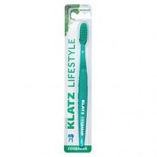 Зубная щетка Клац ддля взрослых LIFSTYLE средняя