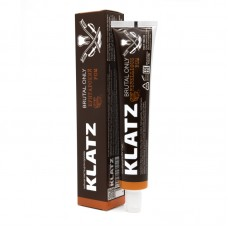 Зубная паста для мужчин Klatz brutal only Бунтарский ром 75мл