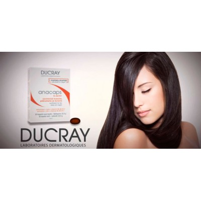 Лечебная косметика Ducray