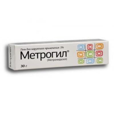 Метрогил гель для лечения