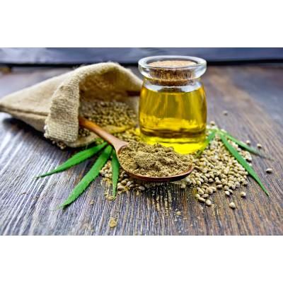 Конопляное масло: польза и вред, как правильно принимать