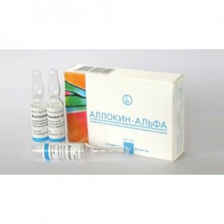 Аллокин-альфа пор/ин 1мг №6