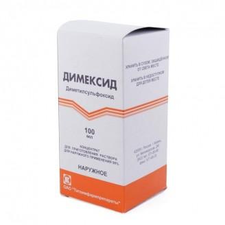 Димексид 100мл фл