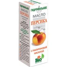 Масло персика гидрофильное с гиалурон кислотой 100мл