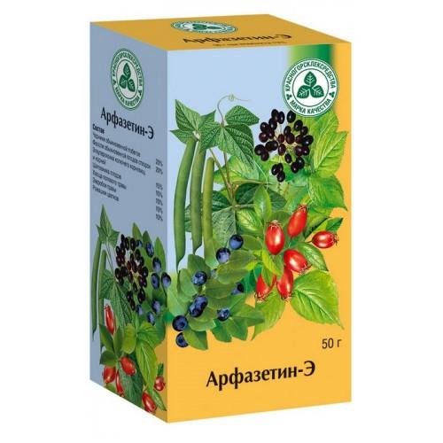 Арфазетин чай от сахарного диабета