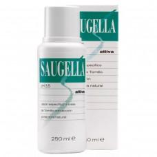 Саугелла аттива мыло жидкое д/интимной гигиены 250мл