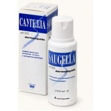 Саугелла дермоликвидо мыло жидкое д/интимной гигиены 250мл