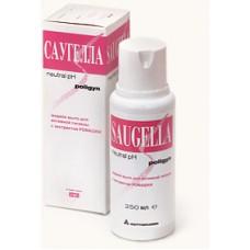 Саугелла полиджин мыло жидкое д/интимной гигиены 250мл