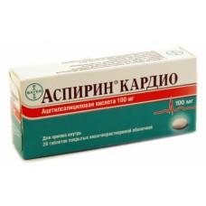 Аспирин Кардио 100мг №28 таб