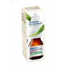 Санорин 0,1%-10 эвкалипт капли