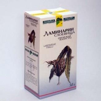 Морская капуста (Ламинарии слоевища) 50г