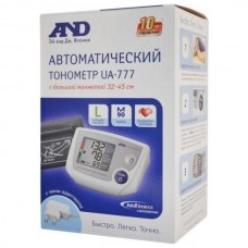 Тонометр A&D UA-777 автомат с адаптером