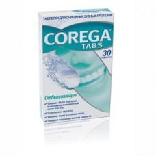 Корега таб отбелив д/очист зуб протез №30