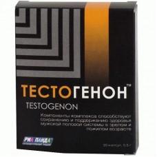 Тестогенон капс. 0,5г №30 (бад)