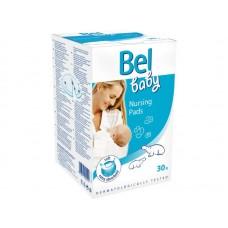 Вкладыши в бюстгалтерд/кормящ мамы Bel baby nursing pads №30