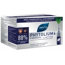 ФИТОСОЛЬБА Фитолиум 4 Сыворотка п/выпад волос 3.5мл №12 амп