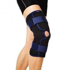 Орлетт Бандаж на колено с полицентрич шарнирами разъемный р.ХL арт.RKN-203(М)