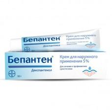 Бепантен 5%-50г крем