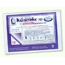 Колетекс салфетка с деринатом 6х10см №1