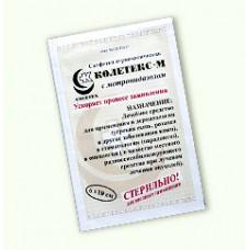 Колетекс салфетка с метронидазолом 6х10см №1